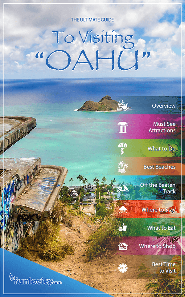 44d9ed574f The Ultimate Guide to Visiting Oahu
